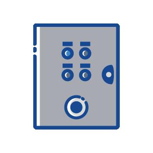 Panel Manufacturing icon